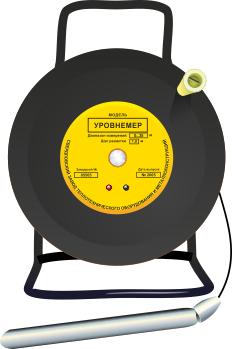 Скважинный лотовый уровнемер УСК-ТЛ